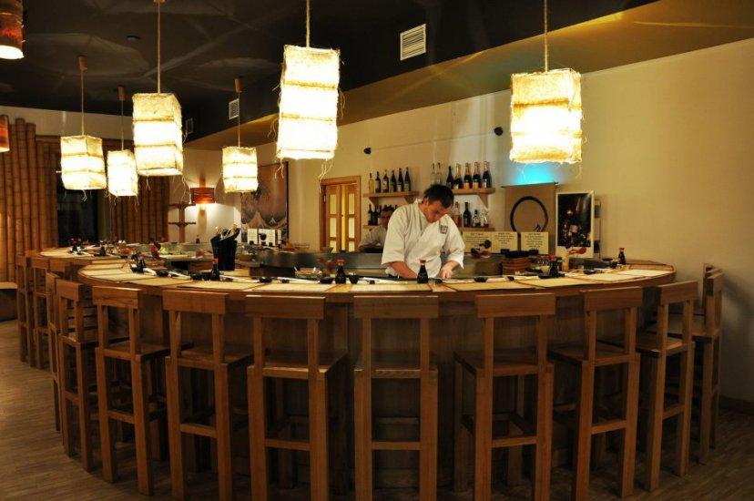 Sakana Sushi Bar Restaurants Wroclaw