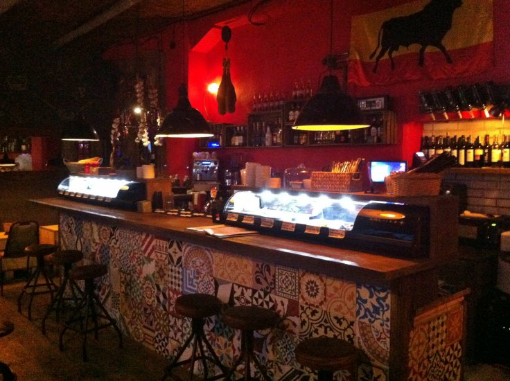 Tapas Bar Restaurants Wroclaw