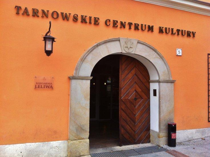 Tarnów Cultural Centre & Tarnów Cultural Centre | Cultural Venues | Tarnow