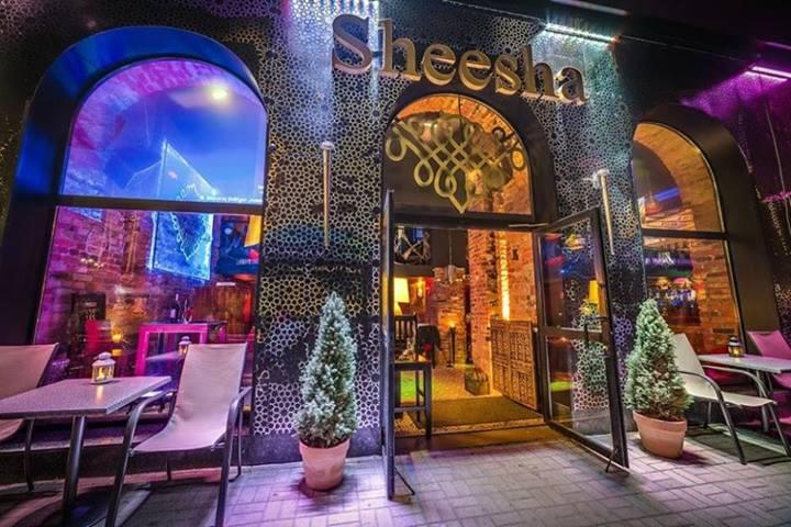 sheesha lounge bars clubs warsaw