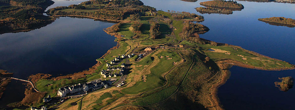 Lough erne resort where to stay belfast northern ireland for Hotels near portrush with swimming pool