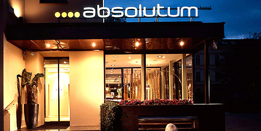 Absolutum boutique hotel hotels prague for Boutique hotel prague