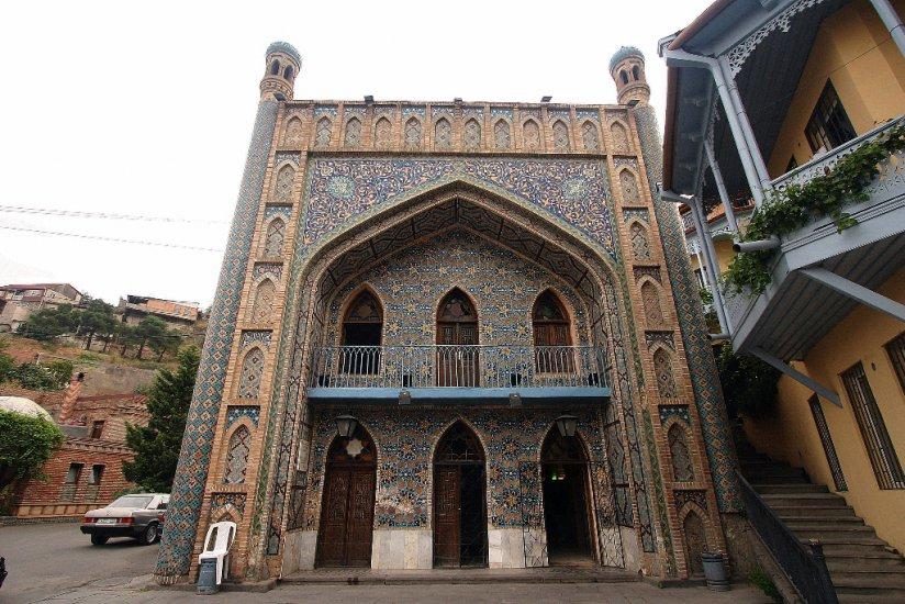 Sulphur Baths | Sightseeing | Tbilisi