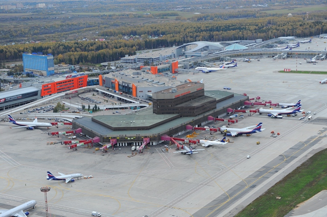 Sheremetyevo Airport Getting There Moscow