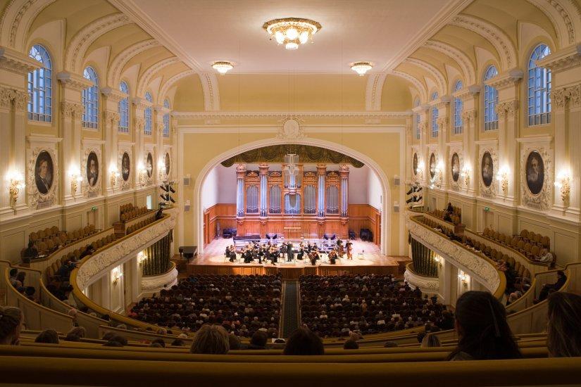 Le Conservatoire de Moscou 88767
