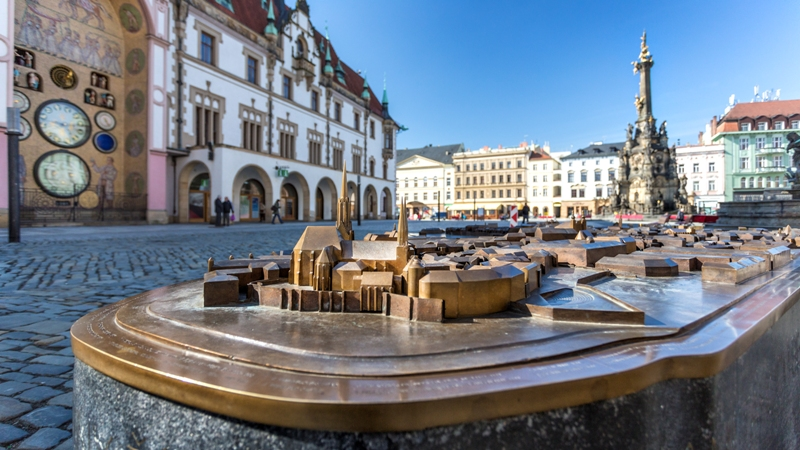 Olomouc Destination City Guides By In Your Pocket