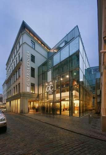 Galerija Centrs Shopping Riga