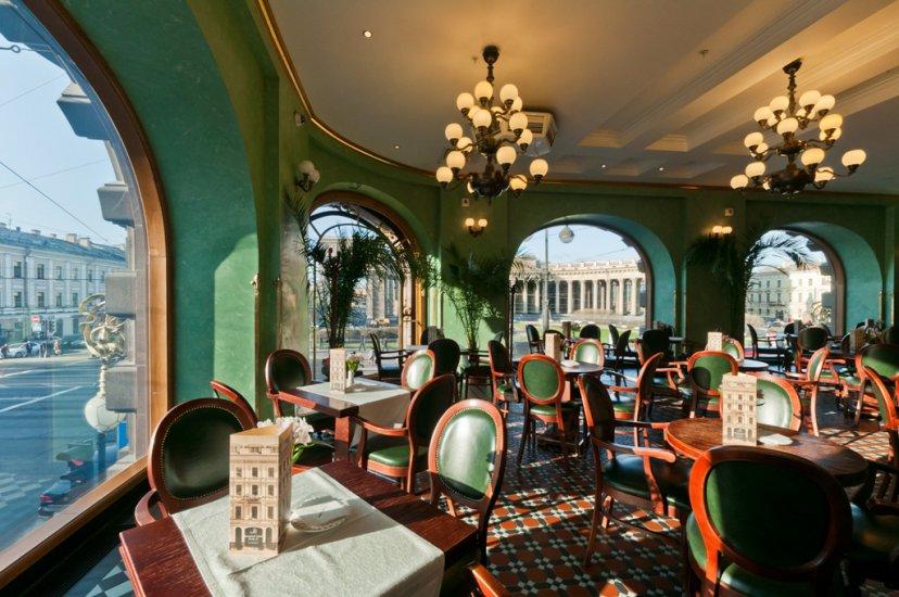 St Petersburg Breakfast Restaurant