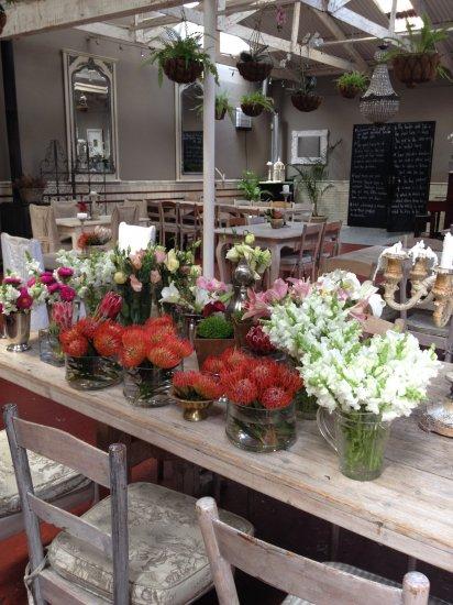 Il giardino degli ulivi restaurants johannesburg for Il giardino degli ulivi monteviale