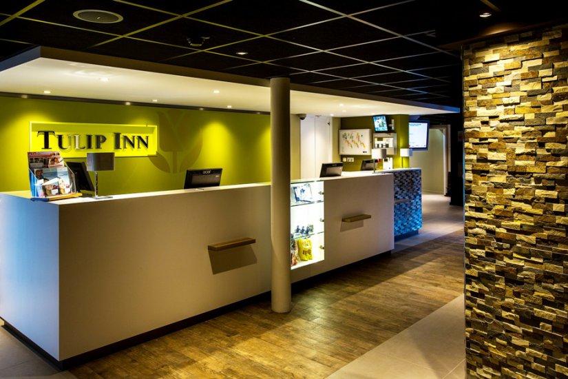 Smoking Rooms In Hotel Tulip Inn In Amsterdam