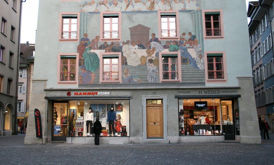 hot sale online 7a5ce 67b1b Mammut Store | Shopping | Lucerne