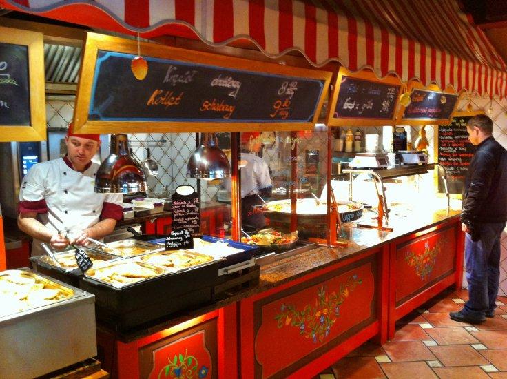 Kuchnia Marche  Restaurants  Wroclaw -> Kuchnia Prowansalska Wroclaw