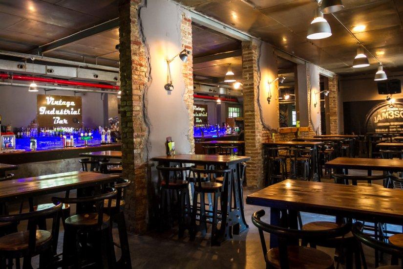 Vintage Industrial Bar | Nightlife | Zagreb