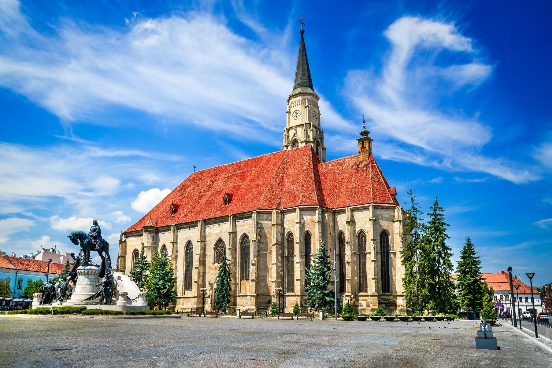 Cluj-Napoca Rumänien