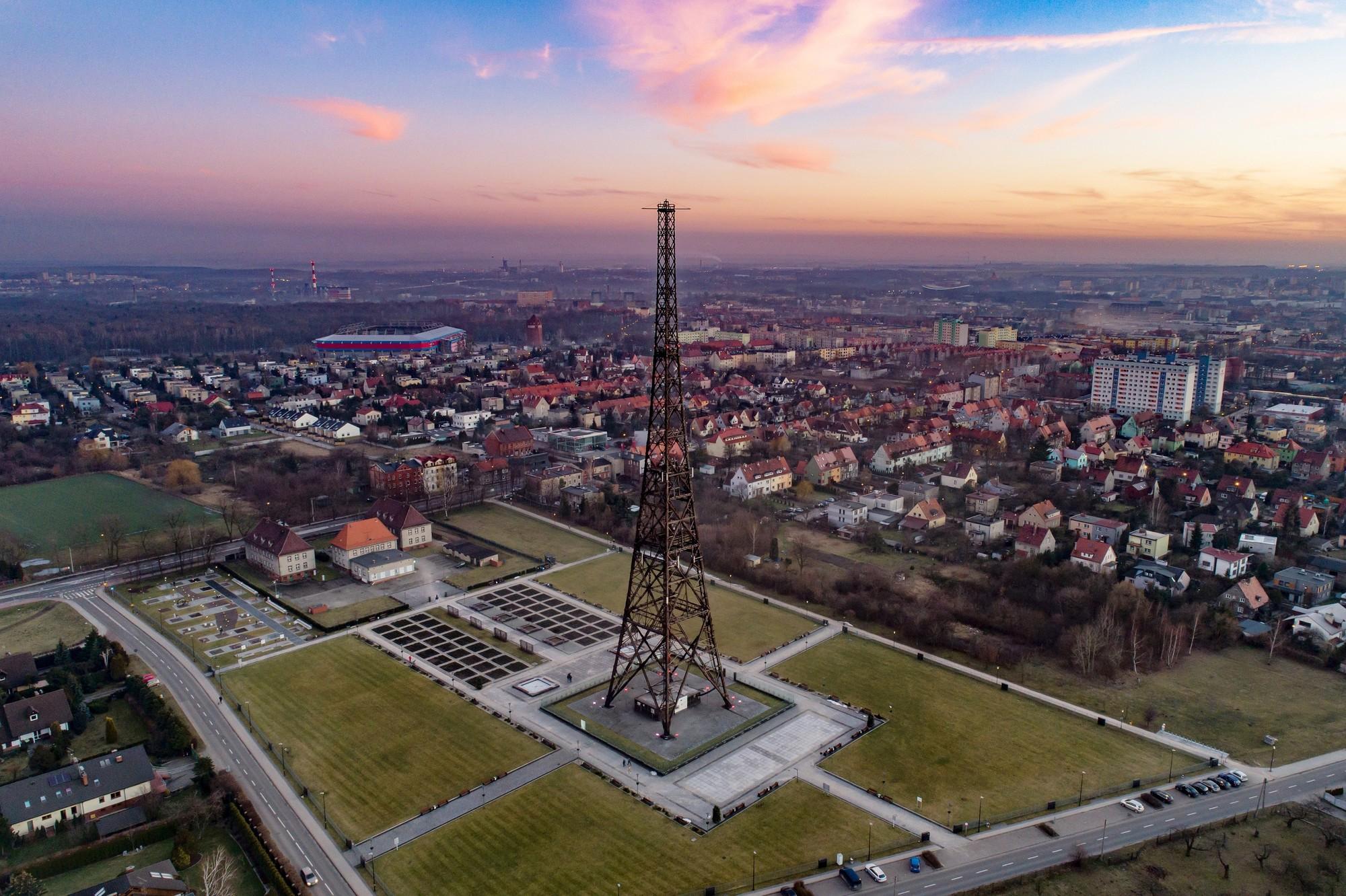 Radio Station Gliwice Gliwice Katowice