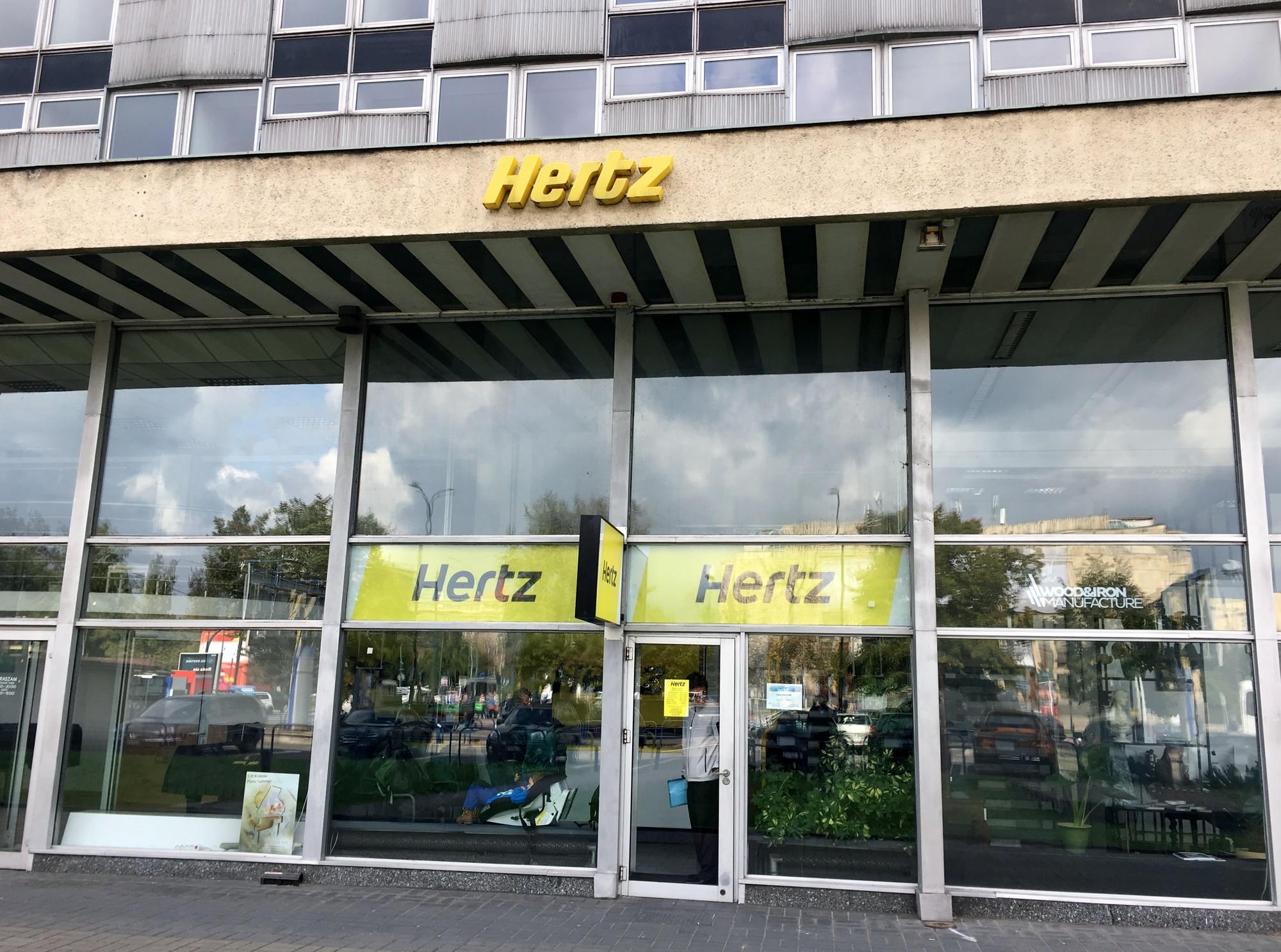 Hertz Car Rental In Kraków