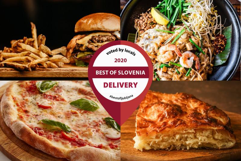 Best of Ljubljana - delivery & take away
