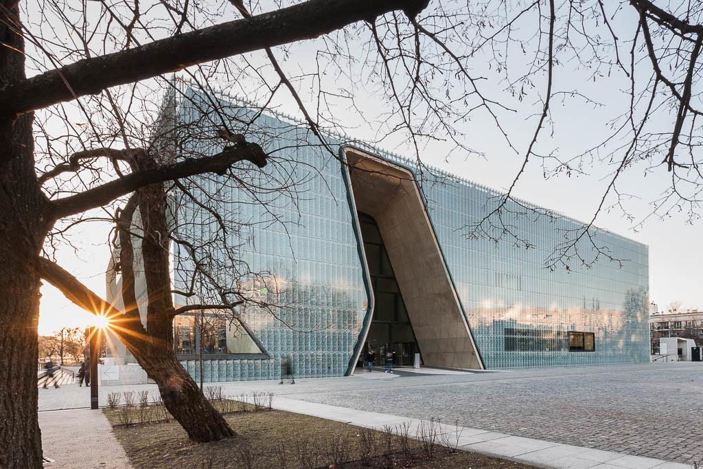 100th Anniversary of Wajnbergs Birthday at POLIN Museum