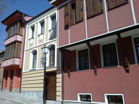 Sightseeing in Plovdiv