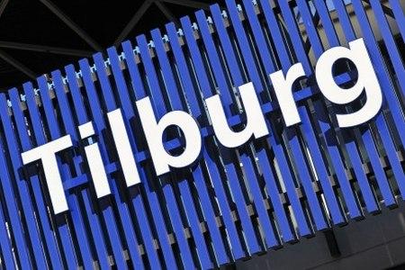 Arriving in Tilburg