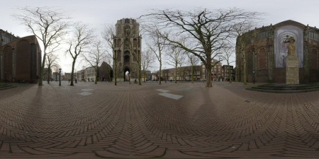 Domplein: Utrecht's only square