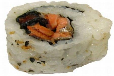 Sushi korte putstraat