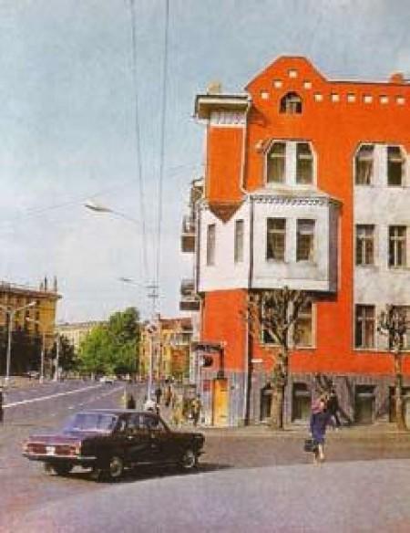 Минск 70-х: кулинарный, ресторанный, тусовочный…