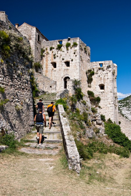 Castles of Split Dalmatia County