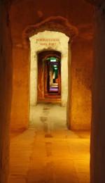 Tunnels under Tallinn