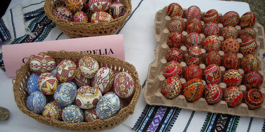 Romanian easter traditions bucharest romanian easter traditions negle Choice Image