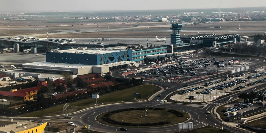 Otopeni Henri Coanda Bucharest Airport; Gara de Nord ...