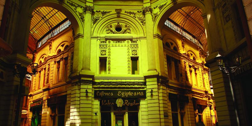 Pasajul Macca Vilacrosse Sightseeing Bucharest