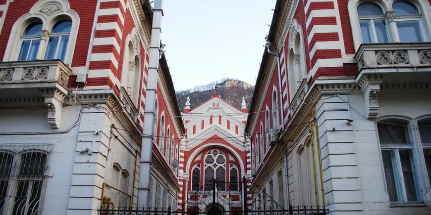 Brasov's Synagogue