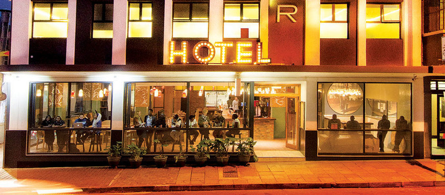 Joburg nightlife joburg 39 s best hotel bars for African cuisine braamfontein