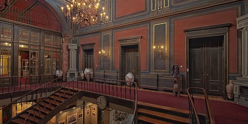 The Sutu Palace
