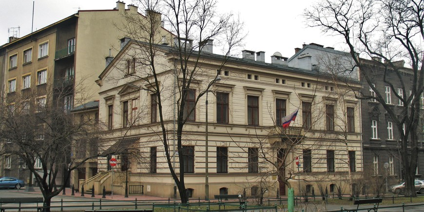 Russian Consulate in Kraków