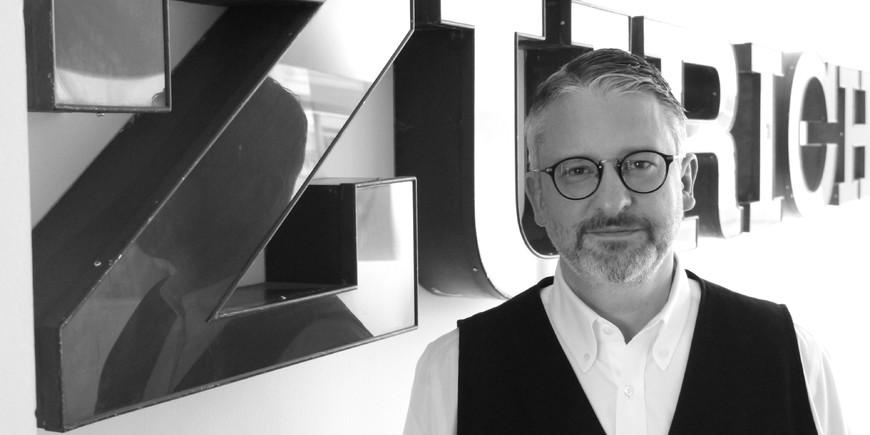 Martin Sturzenegger, CEO of Zurich Tourism
