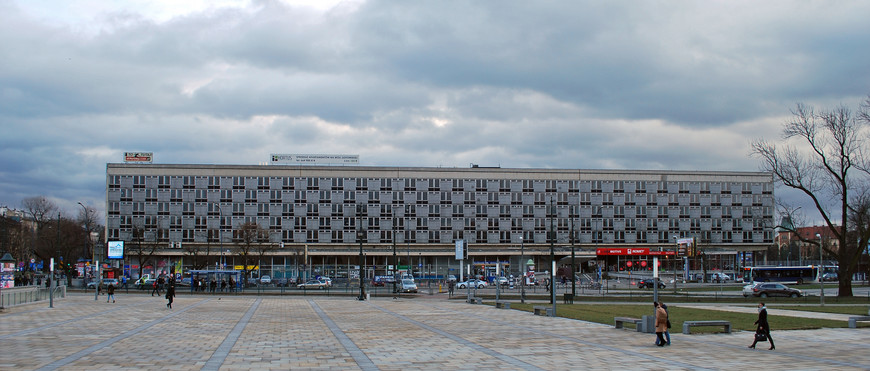 Hotel Cracovia Kraków Sightseeing Krakow