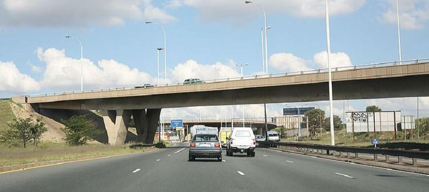 Joburg's M2 highway