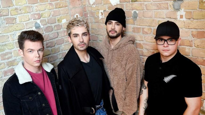 Tokio Hotel in St. Petersburg 2019