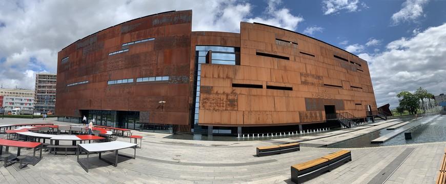 European Solidarity Centre, Gdańsk
