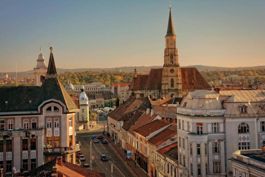 24 Hours in Cluj-Napoca