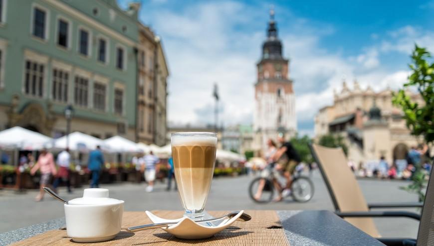 Krakow Cafes