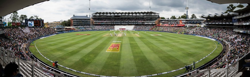 South Africa vs England Test match 2016 at Wanderers