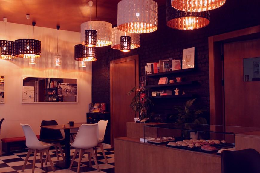 Pączuś i Kawusia | Poznań Cafes