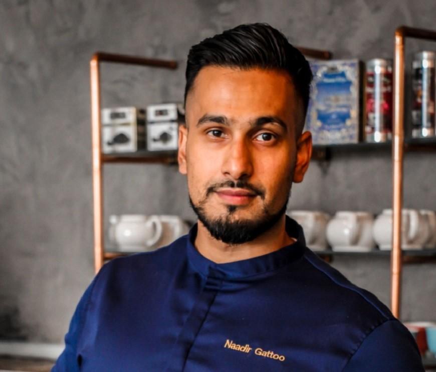Naadir Gattoo from Jasmine Fusion restaurant