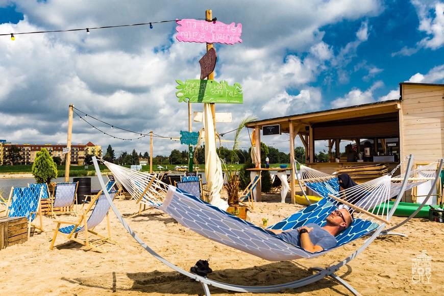 Basen Beach Bar, Wrocław