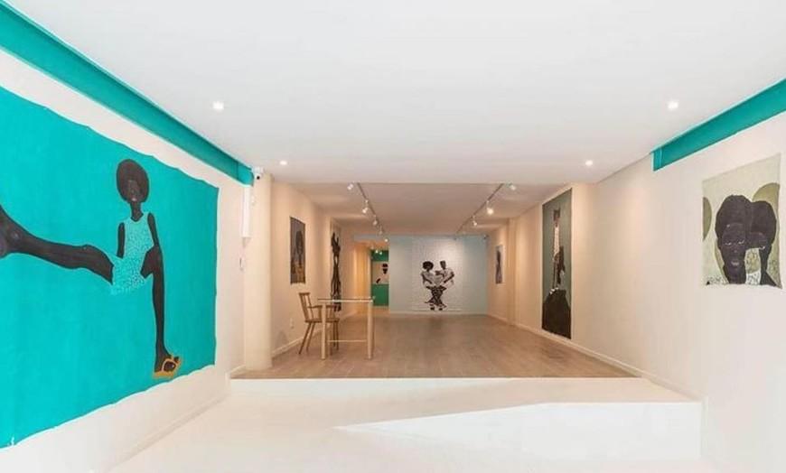 BKhz Gallery at Keyes Art Mile, Rosebank