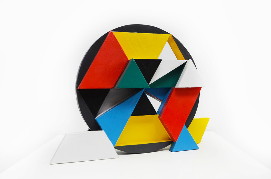 Sculpture by Sandile Radebe at SculptX 2021