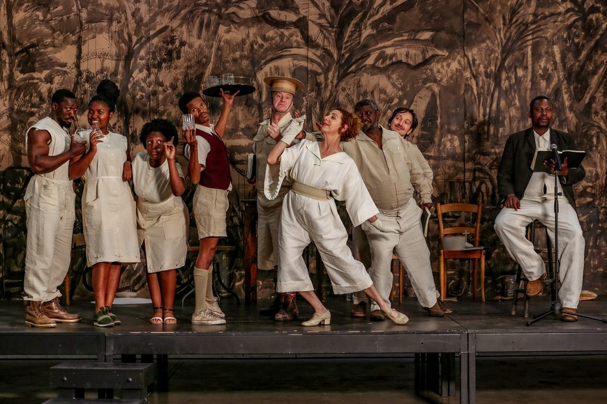Houseboy directed by William Kentridge at Season 7 of Centre for the Less Good Idea